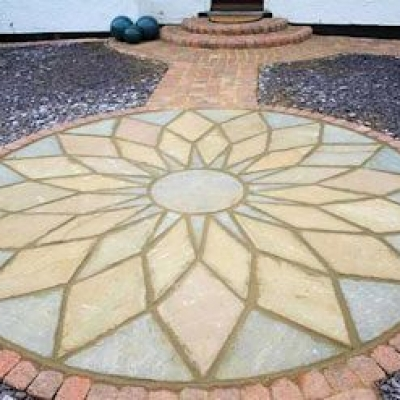 block paving design essex