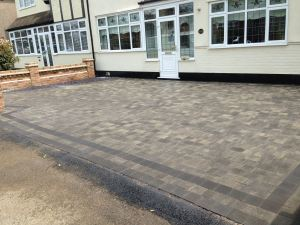 Block Paving Driveways East London Essex