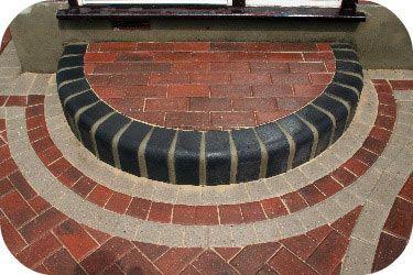 Block Paved Steps Essex