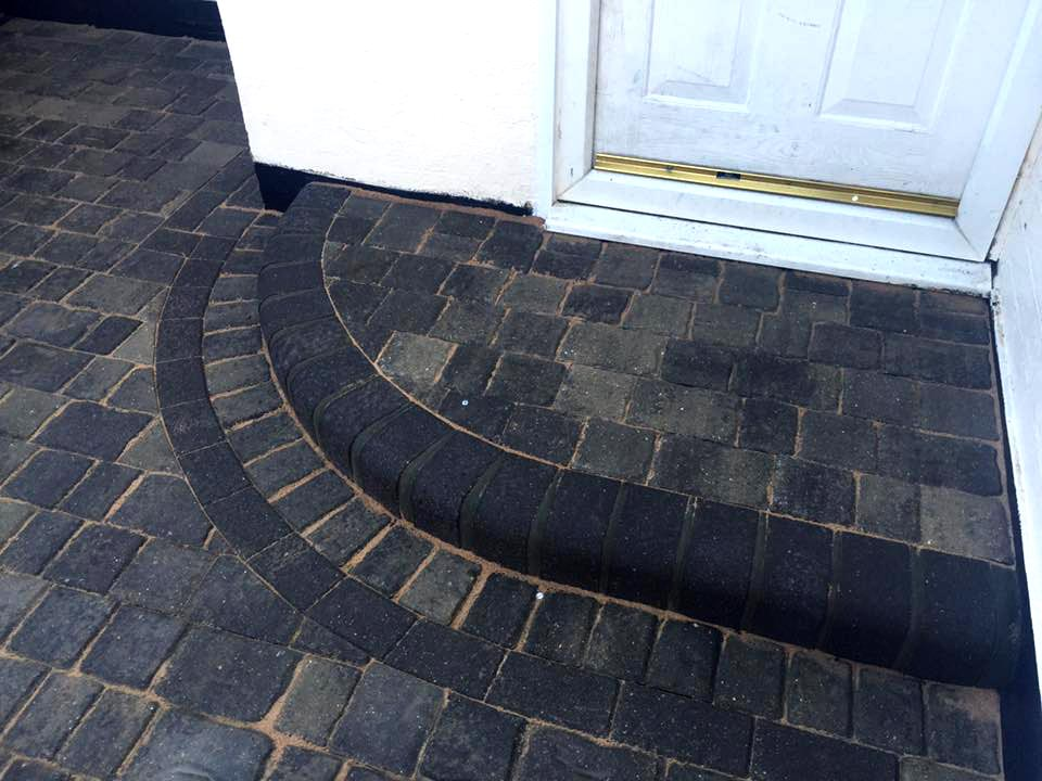 Block Paving Step Essex
