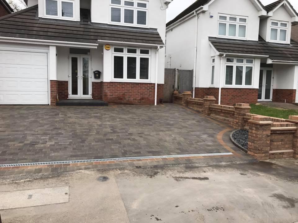 Essex Driveway Refurbishment