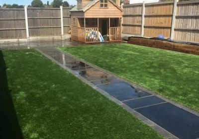 Essex Garden Transformation