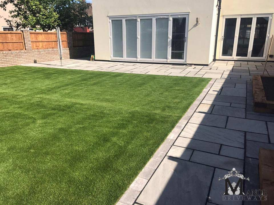 Essex Artificial Grass and Patios