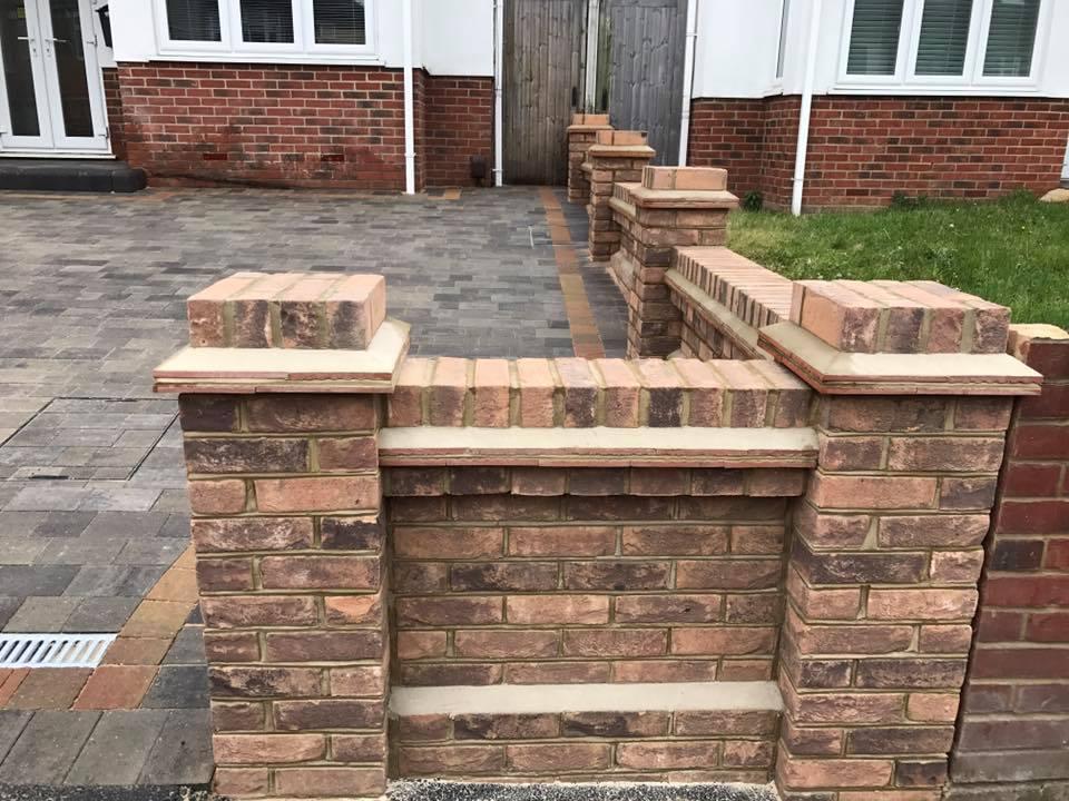 Essex Walling Contractor
