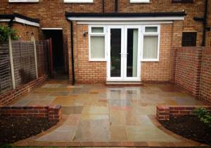 Indian Sandstone Patios Essex