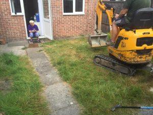 Small Garden Transformation Essex